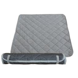 Deluxe Tufted Dog travel mat, Crate mat, Kennel mat, Cargo l