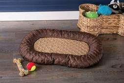 DII Bone Dry Kennel & Crate Padded Pet Mat For Small, Medium