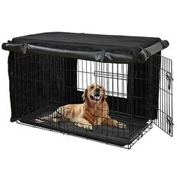 HONEST OUTFITTERS Dog Crate Cover, Dog Kennel Cover for Medi