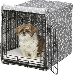 Midwest Homes for Pets Dog Crate Cover Size: 24-Inch