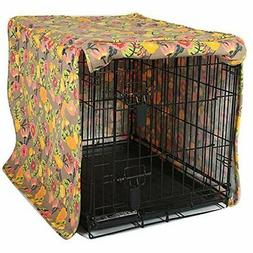 Molly Mutt Dog Crate Cover Time After Time Big