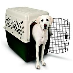 """Dog Cage Crate Large 40""""L Quick And Easy Assemble Travel-Rea"""