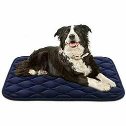 AIPERRO Dog Crate Pad Washable Bed Mat Mattress Pets Kennel
