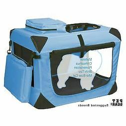 Pet Gear Generation II Deluxe Portable Soft Crate - Extra Sm
