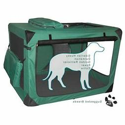 Pet Gear Generation II Deluxe Portable Soft Crate for cats a