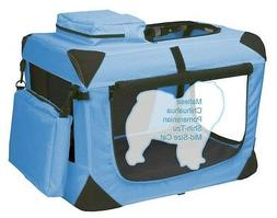 Pet Gear Generation II Deluxe Portable Soft Crates in Five S