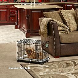 Homes for Pets Dog Crate Double Door With Durable Dog Tray A