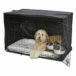 icrate double door starter kit for dogs