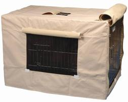 Precision Pet Indoor Outdoor Crate Cover for Size 3000 Crate