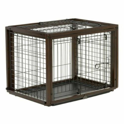 2-In-1 SAFE CRATE & PEN DOGS to 44 lbs