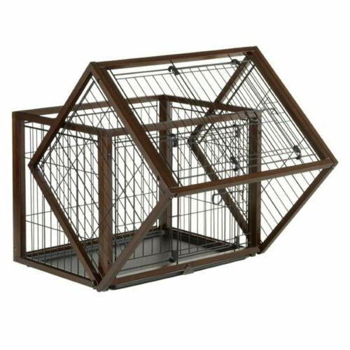 2-In-1 SAFE DOG CRATE TRAINING for DOGS lbs