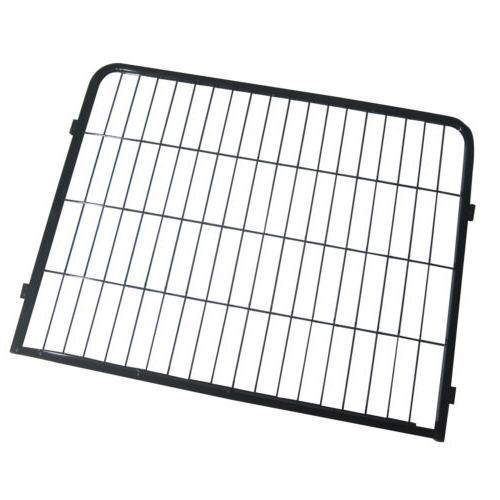 8-Panel Duty Metal Cage Dog Playpen Kennel