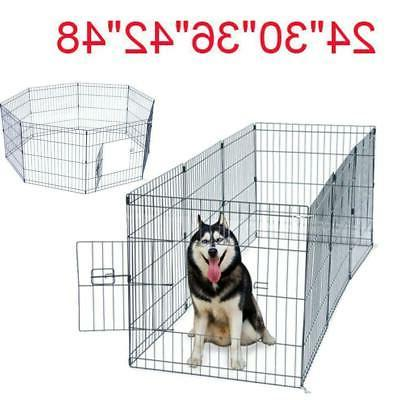 24 48 tall wire fence pet dog