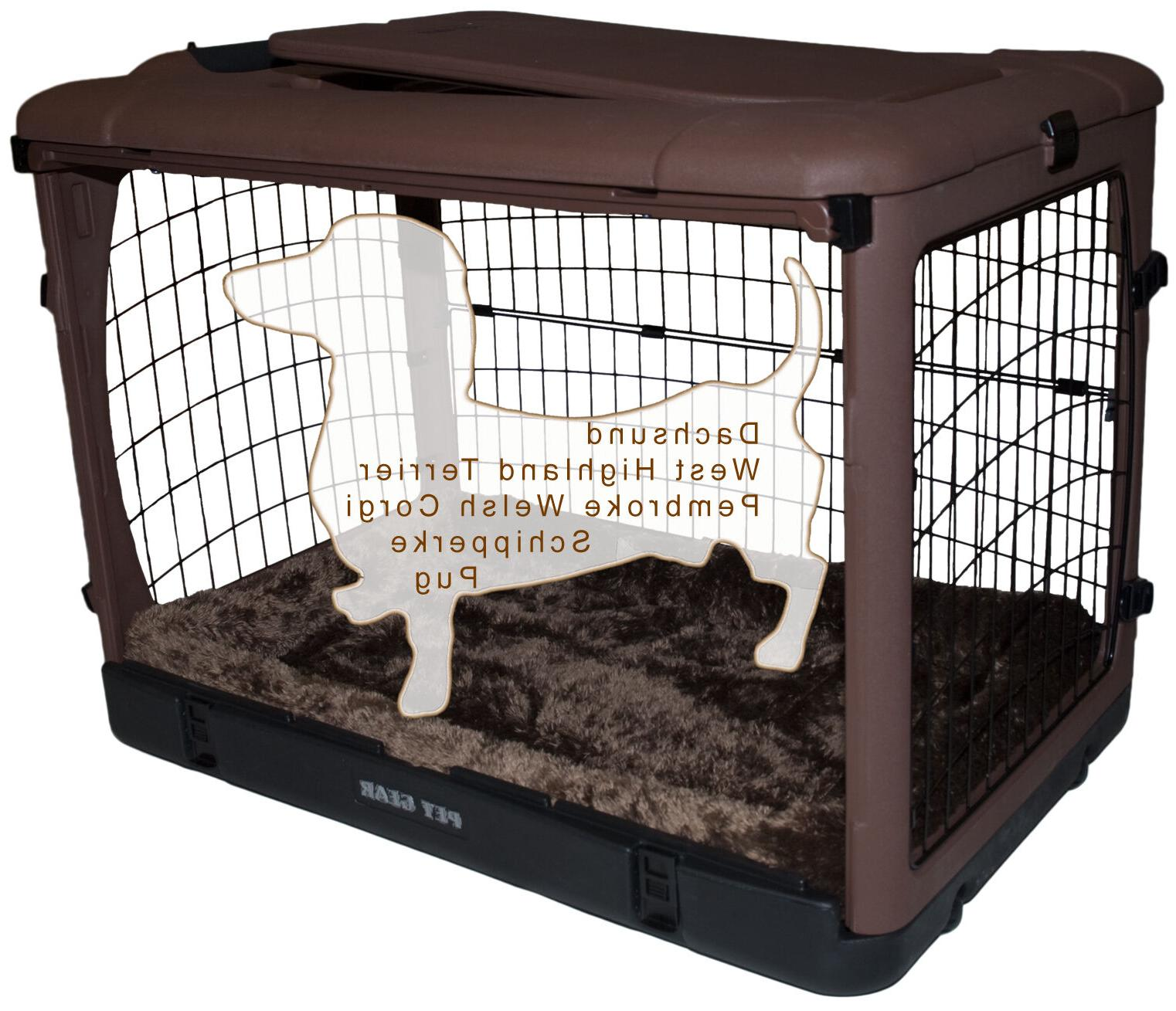 Pet Kennel with Travel Bag and