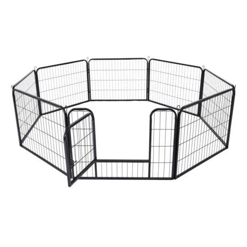 32'' Duty Panel Cage Pet Exercise Playpen