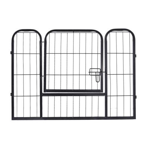 32'' Duty Panel Cage Pet Dog Playpen