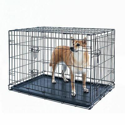"""36"""" Door Metal Pet Cage House"""