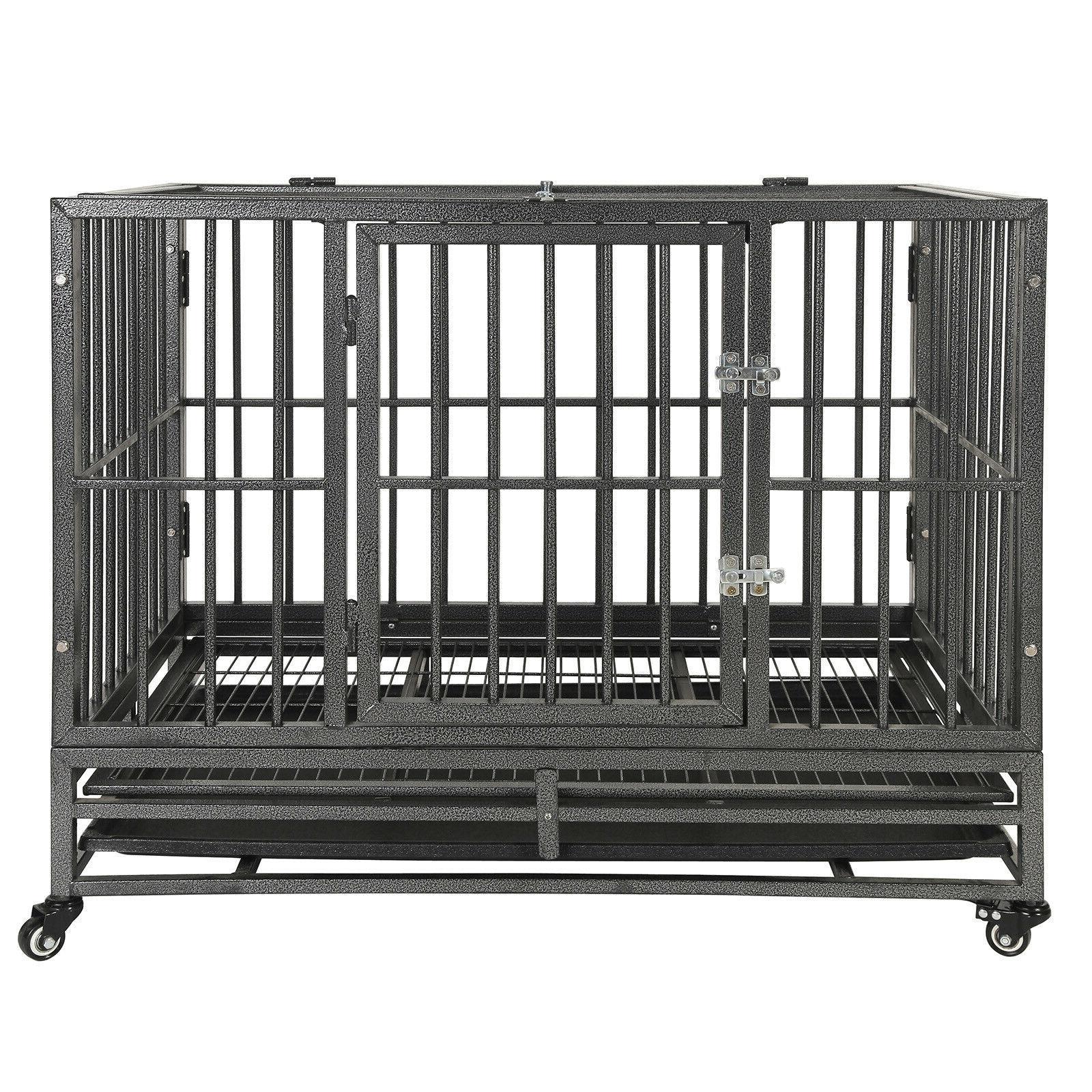 "36""Portable Cage Pet 2"