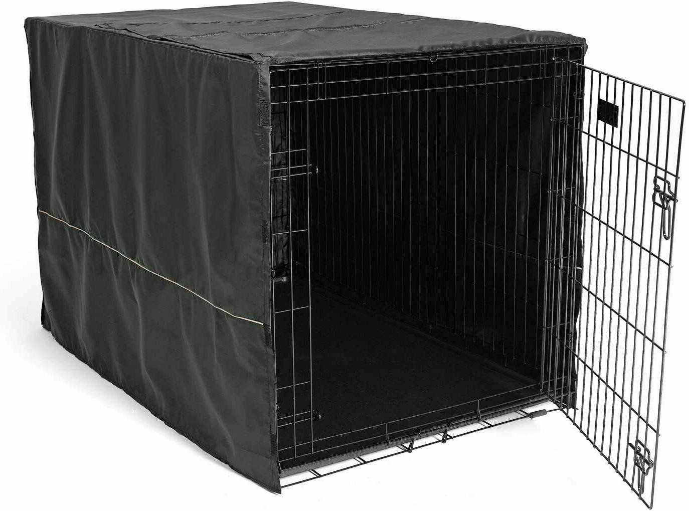 "48"" Breed Crate Kennel XL Pet Wire Huge Folding Cover"