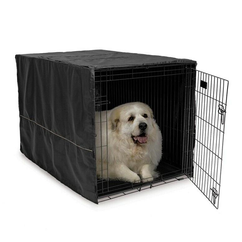 "48"" Extra Large Breed Crate XL Wire Cage Huge"