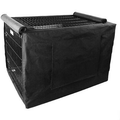 600D Cage Kennel w/ Fold-able 19W 21H