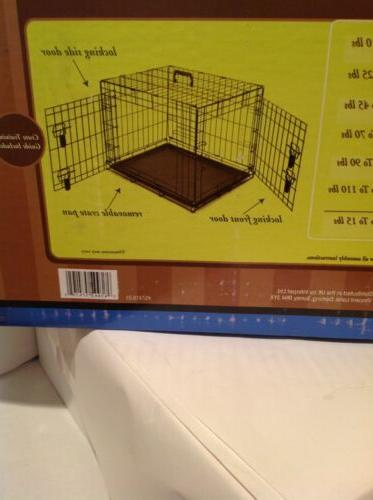 Four Crate For Small