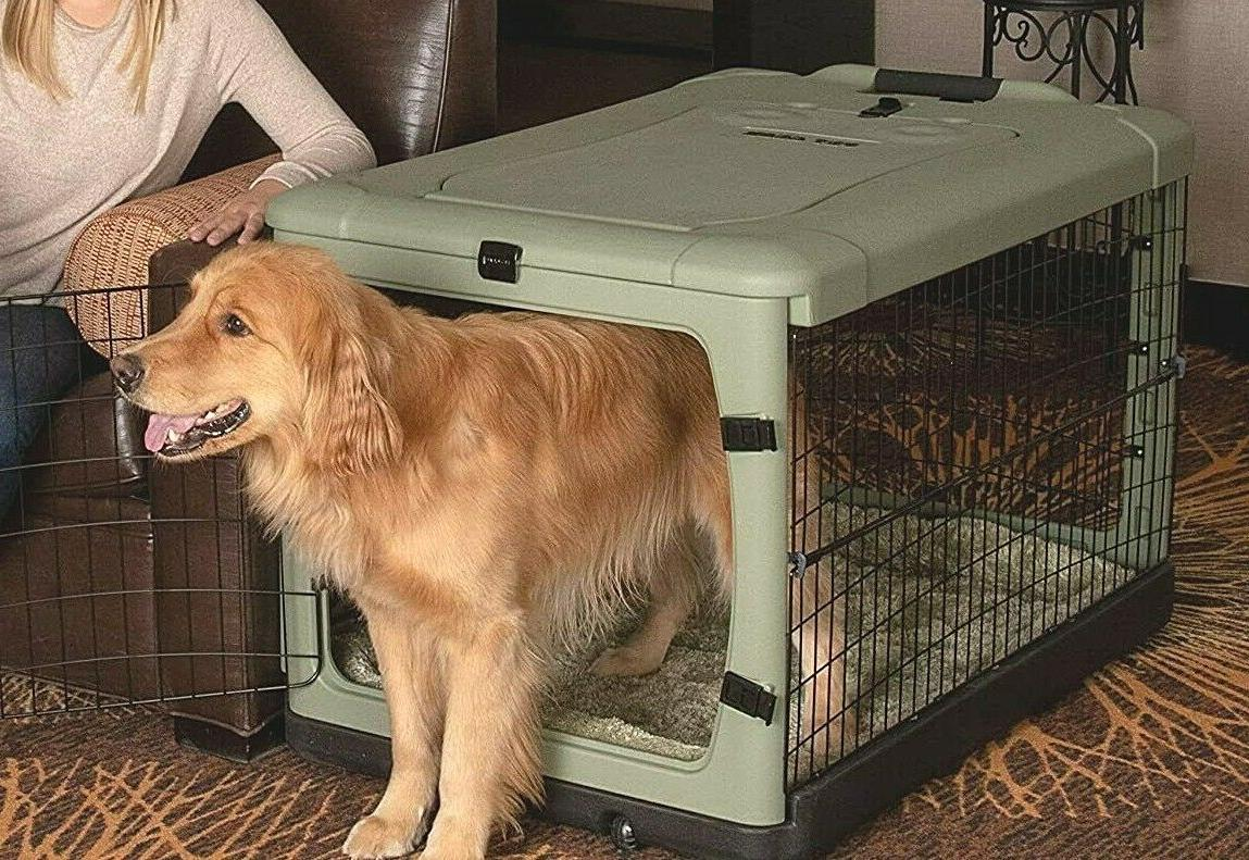 Pet Dog/cat Pet Kennel door