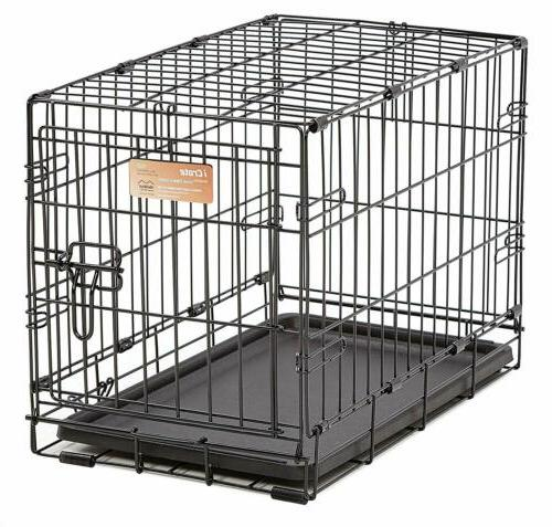 MidWest Dog Crate   iCrate Single Door Folding