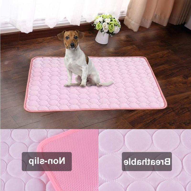 Dog Crate Kennel Mat with Machine
