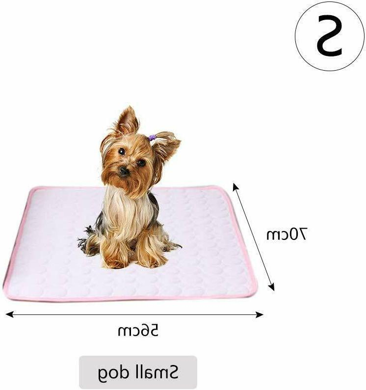 Laamei Dog Crate For Cats Kennel Mat Breathable