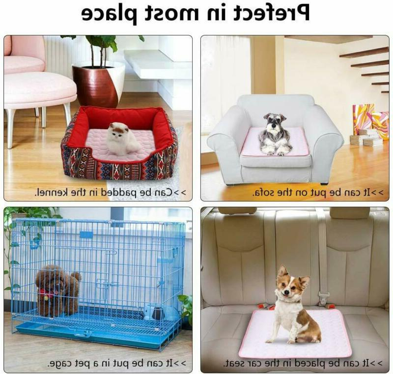 Laamei Dog Pad,Dog Crate Soft For Dogs Cats Mat Breathable