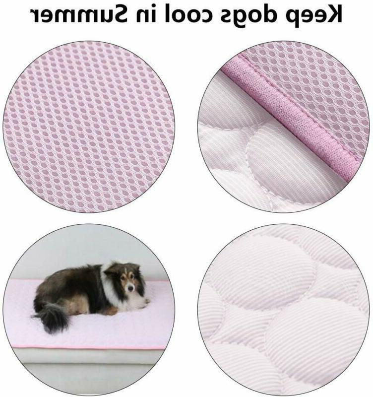 Laamei Dog Crate Crate Mat, For Cats Kennel Mat