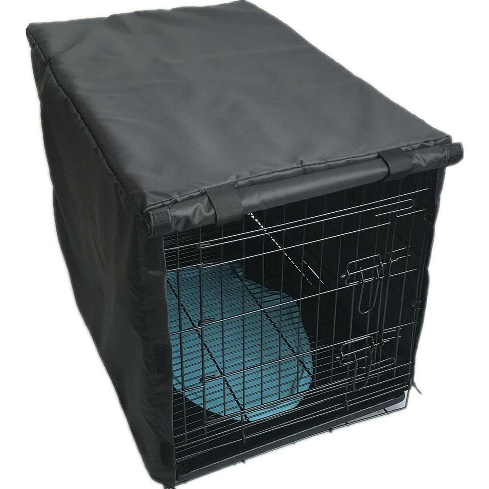 """Dog Crate Pet Kennel Time Breathable 48""""/42""""/36""""/24""""/ NEW"""