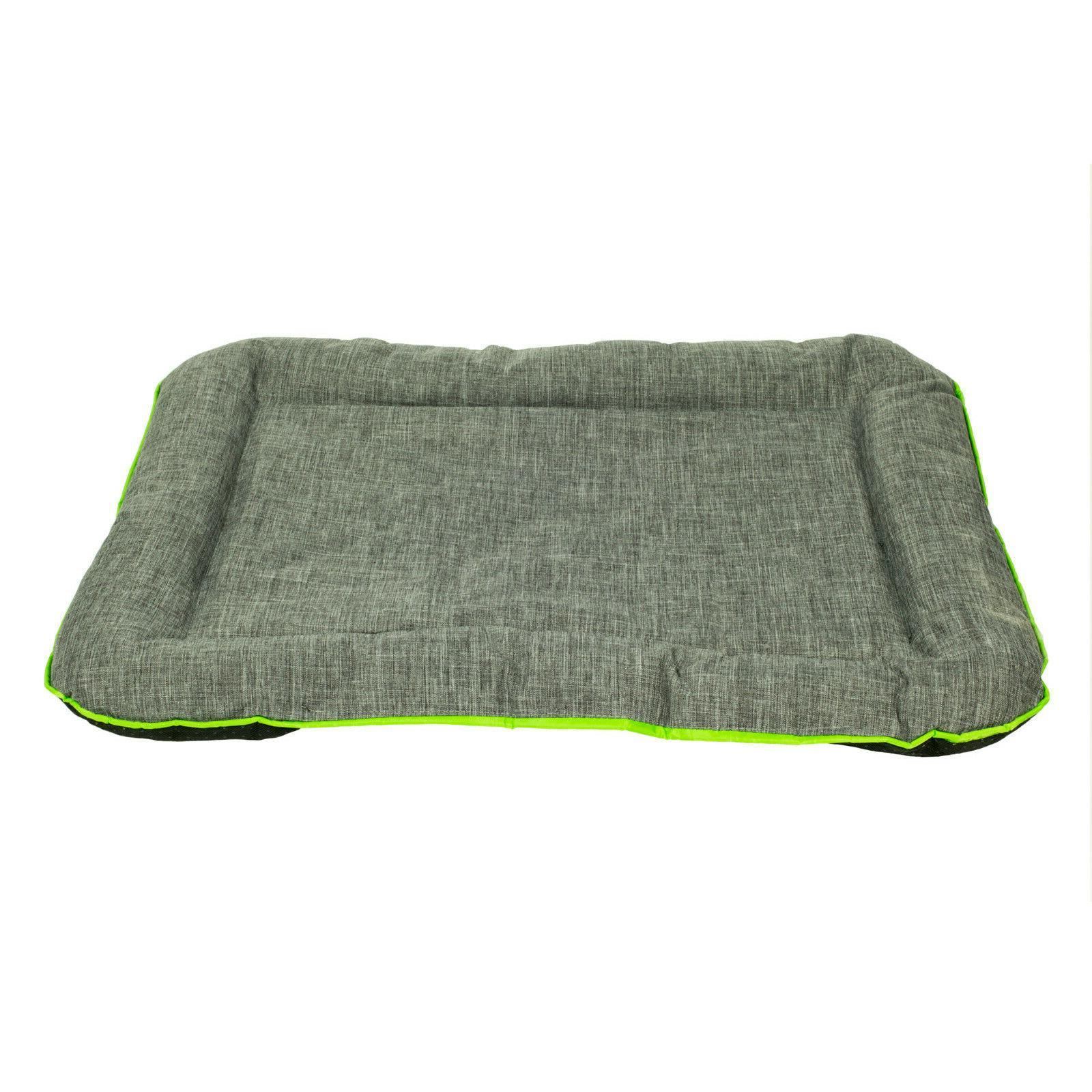 Dog Mat Crate Pad Grey