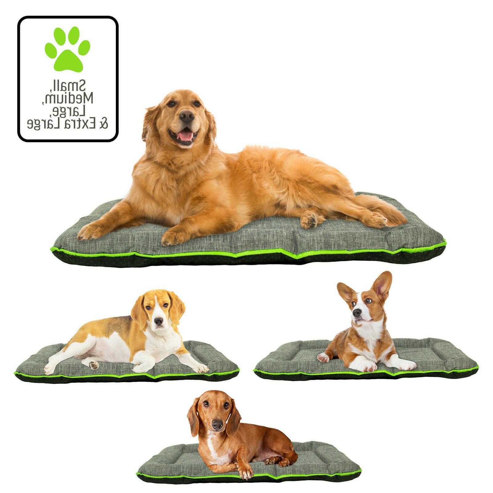 dog pet mat crate pad durable waterproof