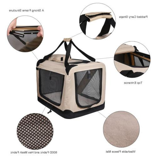 """Soft Crate JESPET Sided Carrier 36"""""""