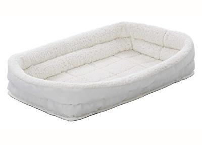 42-Inch Bed & Metal Dog Crates Bumper
