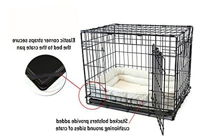 Double Pet Bed & Dog