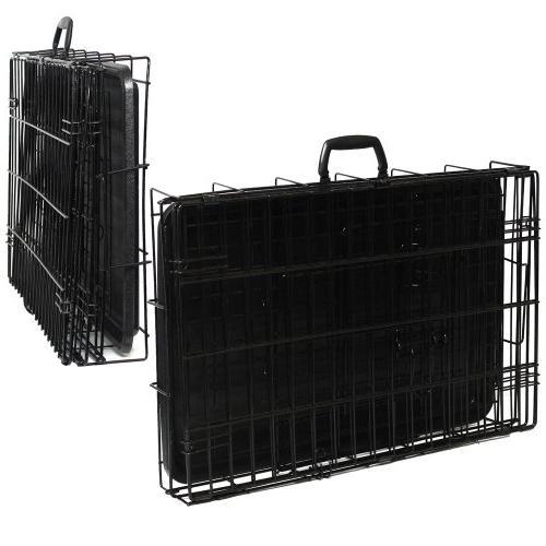 OxGord Folding Crate for Rabbits