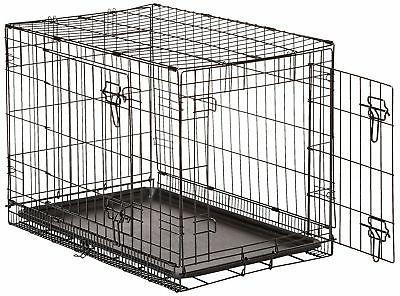 AmazonBasics Double-Door Dog Inches