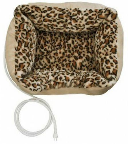 Electric Pet Bed For Small Cat Heating Indoor