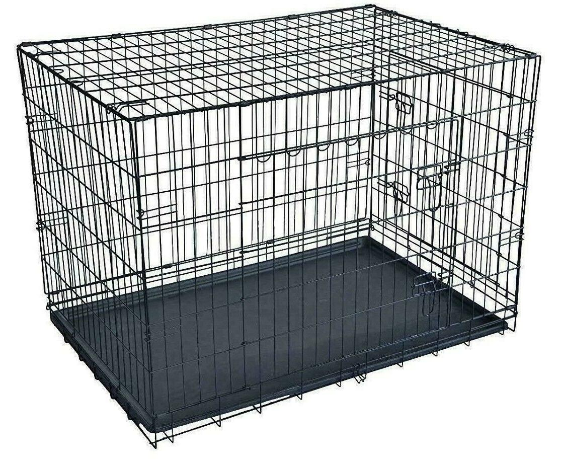 Extra Dog Kennel Crate Cage Tray