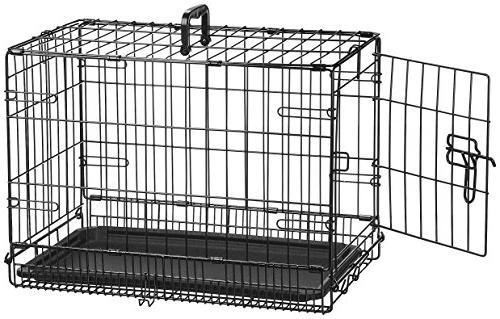 folding metal dog crate