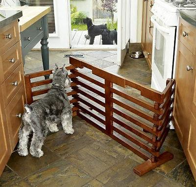 Merry Products Merry Products Gate-n-Crate, Hardwood, 20 inc
