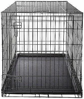 Indoor Crate Kennel Large Single-Door