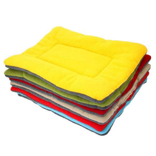 New Dog Crate Warm Bed Mat Pad Sleep