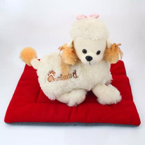 New Medium Dog Crate Kennel Warm Sleep Blanket