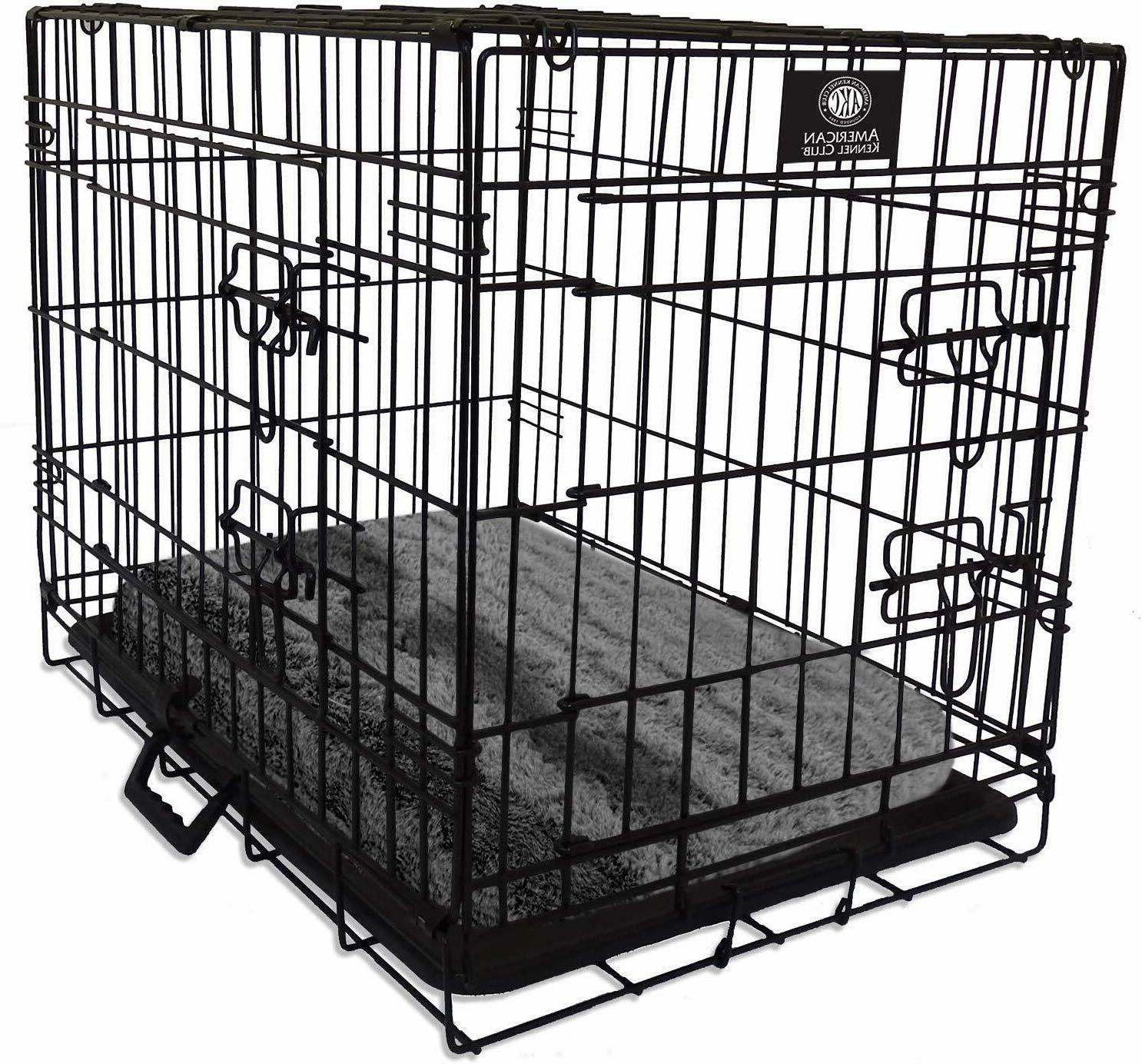 Crate x Dog Bed