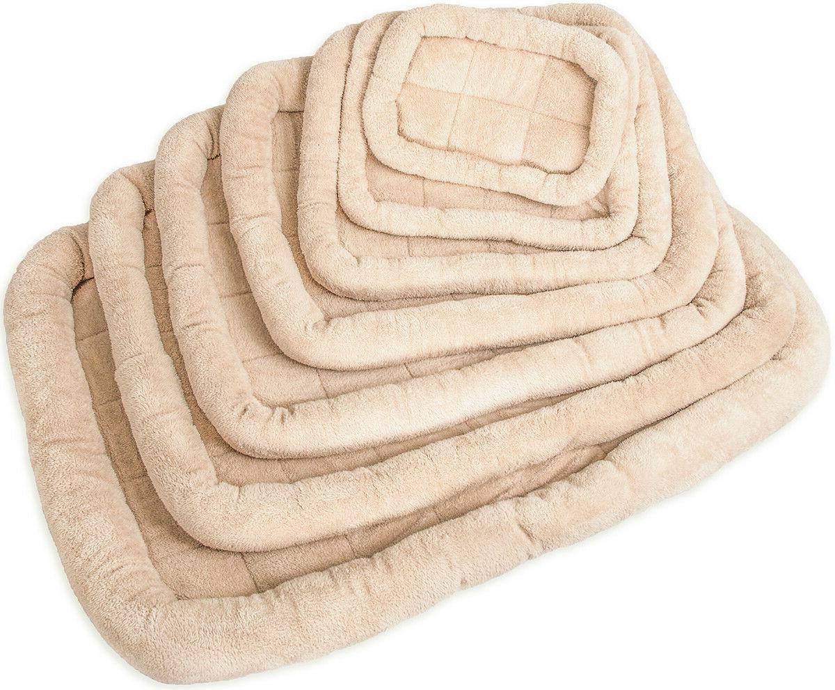 Pet Bed Cushion Mat Pad Crate