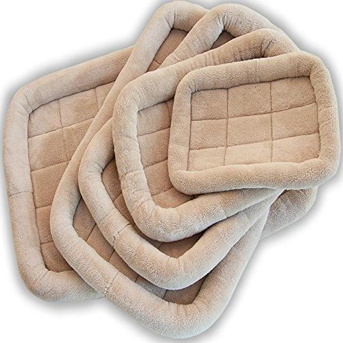 """OxGord 42"""" by 27"""" Bolster Pad with Rim,"""